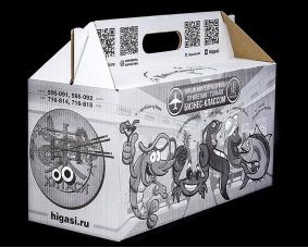 Фирменная упаковка вашего заказа