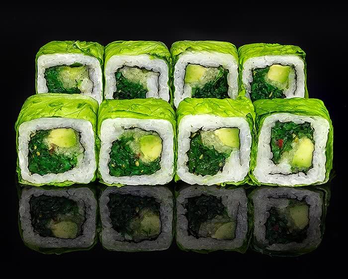 Роллы Зеленый овощ